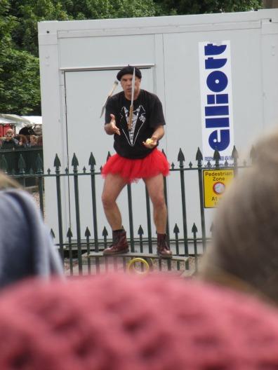 Edinburgh Juggler