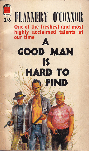 analyzing the ironies played in a good man is hard to find by flannery oconnor