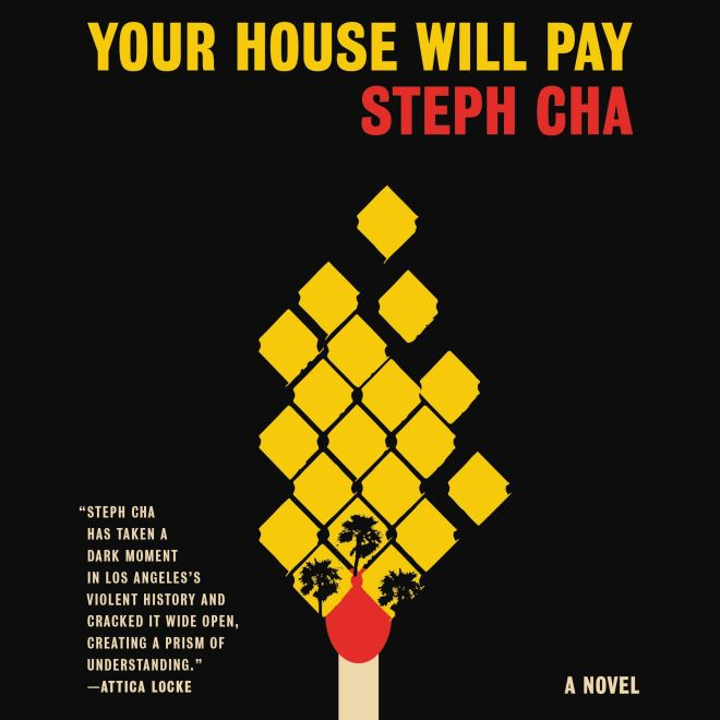 Your House Will Pay cover